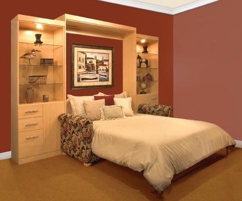 Sofa Panel Bed