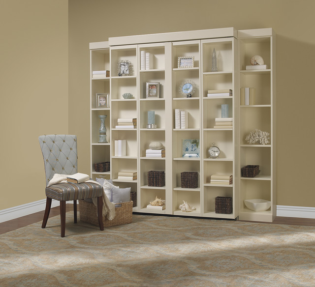 Bon Bookcase Bed · Classic Murphy Bed